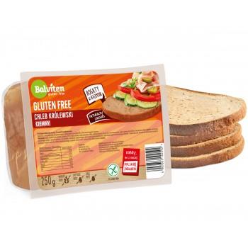 "Кралски черен хляб Royal Без глутен ""Balviten"" 250 г"