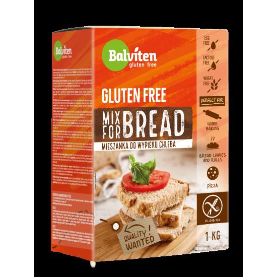 "Безглутенова готова смес за хляб ""Balviten"" 1 кг"