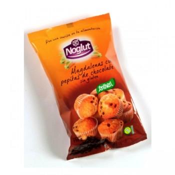 Мини кексчета с шоко парченца 170 гр