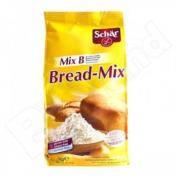 БЕЗГЛУТЕНОВO брашно за хляб MIX B 1 кг Dr. Schär