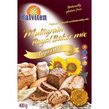 "Пълнозърнеста смес за хляб Роял ""Balviten"" 400 гр"