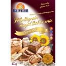 Пълнозърнеста смес за хляб Роял 400 гр.