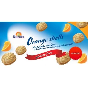 """Бисквити Портокалови черупки """"Balviten"""" 150 гр"""