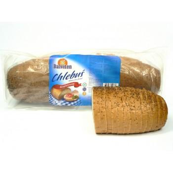Хляб с мак и сусам 2*250гр.