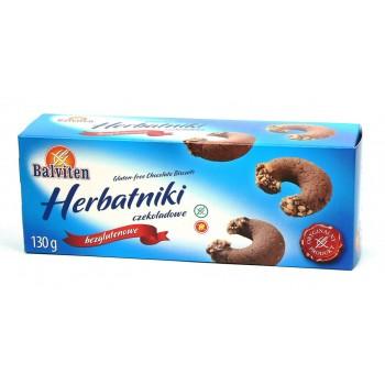 Шоколадови бисквитки 130гр