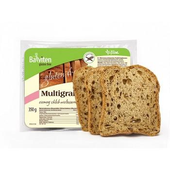 Многозърнест тъмен хляб с елда 350 гр