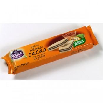 Вафли шоколад 150гр., без глутен Noglut