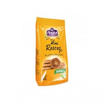 Мини бисквити обикновени Roscos 180 гр.