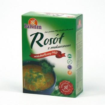 Пилешка супа с фиде 2*28гр.